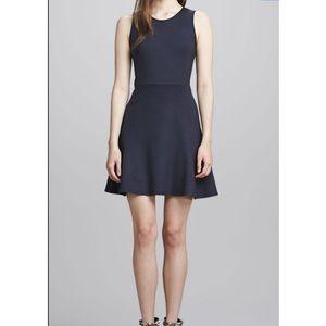 Theory Nikay sleeveless ponte dress